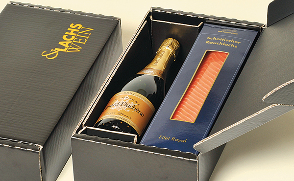 Lachs & Wein Filet-Royal