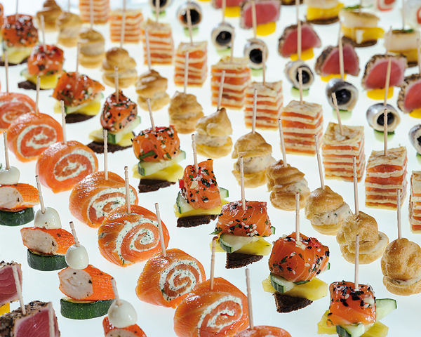 Fisch-Küche Fest