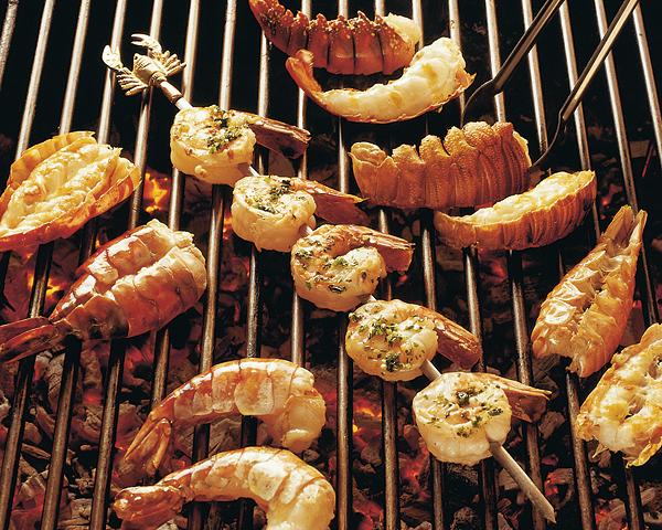 Fisch-Küche Grill