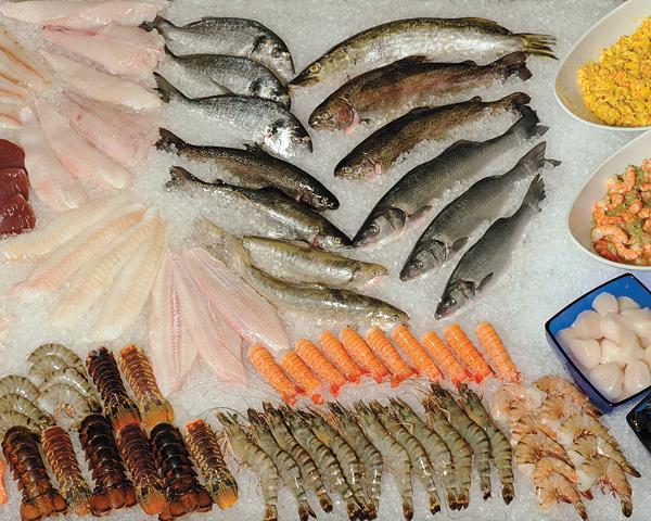 Fisch-Küche Poisson