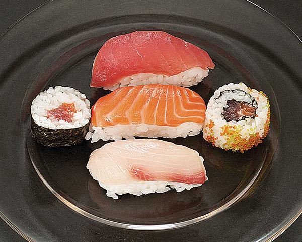 Fisch-Küche Sushi