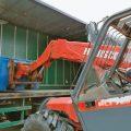 Transport zum Processing