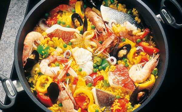 Fisch-Küche Kochkurse