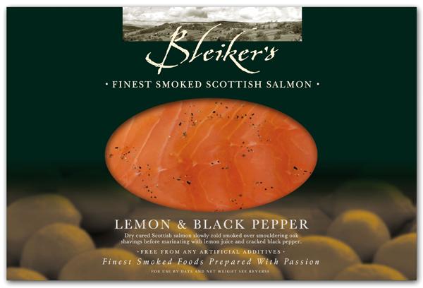 Bleiker's Lemon & Black Pepper