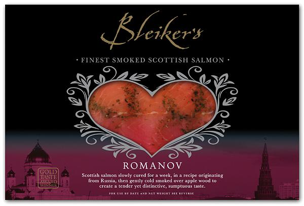 Bleiker's Romanov