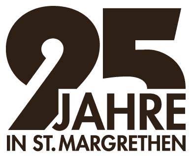 25 Jahre in St. Margrethen