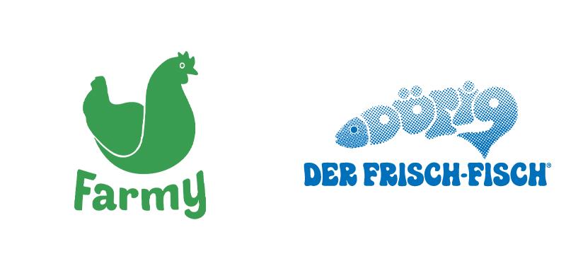logos farmy und dörig