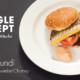 Rezept: Baramundi Burger mit Zwiebel-Chutney