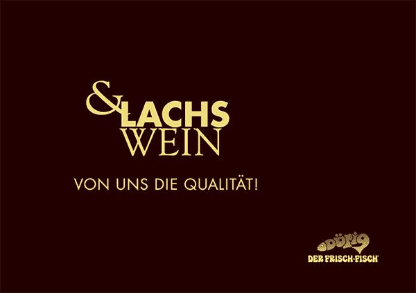 Angebot Lachs & Wein