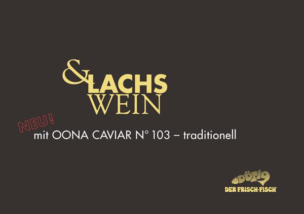 Angebot Lachs & Caviar